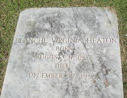 Blanche Virginia Heaton