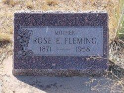 Rose E. Fleming