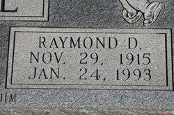 Raymond Deward Wall