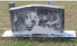 """Rufus King """"Rufe"""" Weaver"""