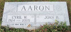 Joan H Aaron
