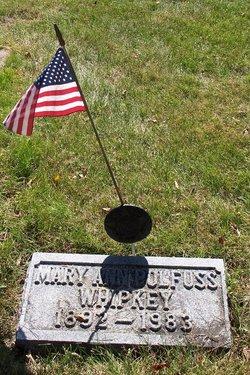 Mary Ann <I>Polfuss</I> Whipkey