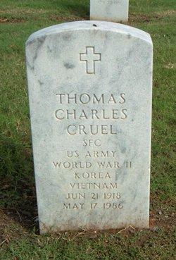 Thomas Charles Cruel