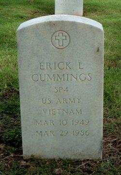 Erick L Cummings