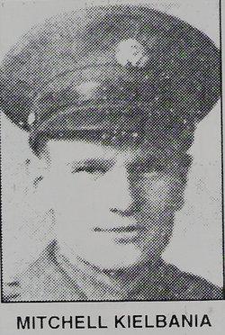 Sgt Mitchell C. Kielbania