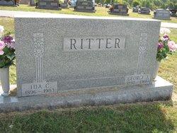 Ida Christine <I>Schaber</I> Ritter