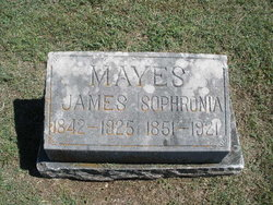 James Ninion Mayes