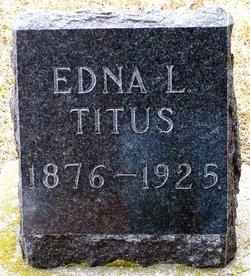 Edna Lydia <I>Blakely</I> Titus