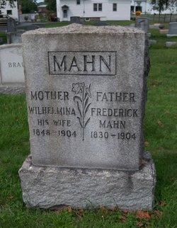 Wilhelmina Mahn