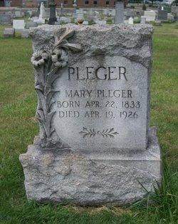 Mary Pleger