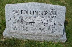 Harold E Pollinger, Sr