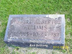 Robert Alberto Williams
