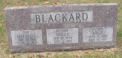 Marshall Blackard