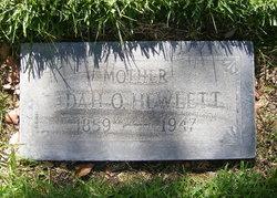 Adah O. Hewlett