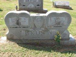Mary Ineva <I>Leatherwood</I> Brown
