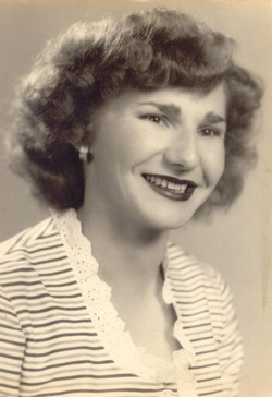 "Mary Julia ""Mernie"" <I>Simmons</I> Fornal"