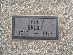 Nancy <I>Wilson</I> Brown