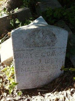 Mary E C Davis