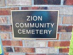Zion Community Cemetery