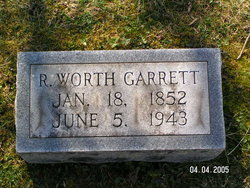 "Richard Worthington ""Worth"" Garrett"