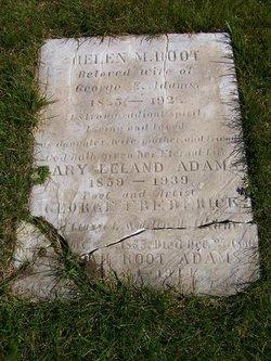 Helen M <I>Root</I> Adams