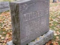 Ann <I>Totten</I> Armstrong