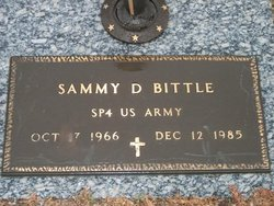 Sammy D. Bittle