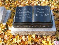 Jean <I>Watt</I> Armstrong
