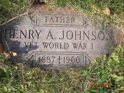 Henry A. Johnson
