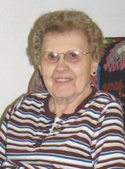 Pearl Lorene <I>Knutson</I> Erie