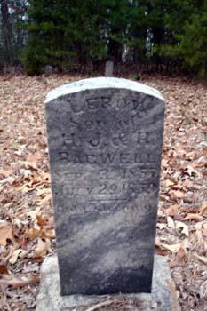 Leroy Bagwell