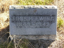 Finis Modrall Ewing