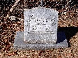 Erma Lee <I>Burks</I> Biggs