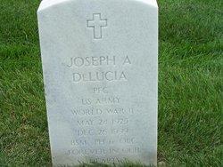 Joseph A Delucia
