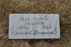 Allie Clydene Faulkner