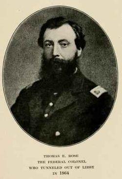 Thomas Ellwood Rose