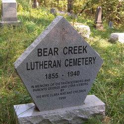 Bear Creek Lutheran Cemetery