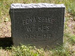Edna Fay <I>Sharp</I> Wilkes