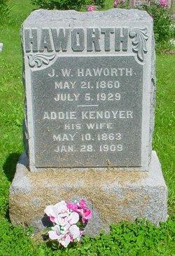 J. W. Haworth