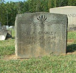 """Lafayette A """"Lafate"""" Crawley"""