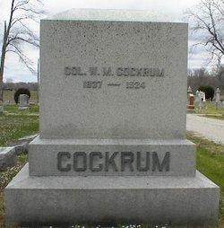 William Monroe Cockrum