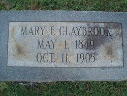 Mary Fleming <I>Smith</I> Claybrook