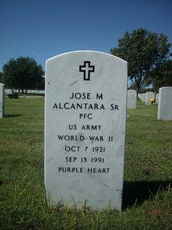 Jose M Alcantara, Sr