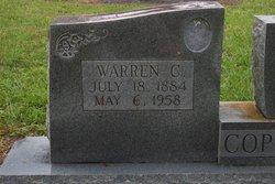 Warren Calhoun Copeland