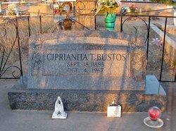 Ciprianita <I>Trujillo</I> Bustos
