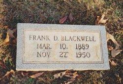 Frank D. Blackwell