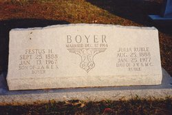 Festus Harrison Boyer
