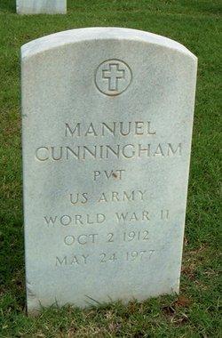 Manuel Cunningham