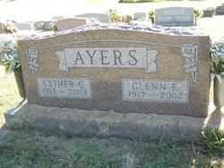 Esther C. <I>Webb</I> Ayers