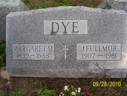 Margaret Mary <I>Leech</I> Dye